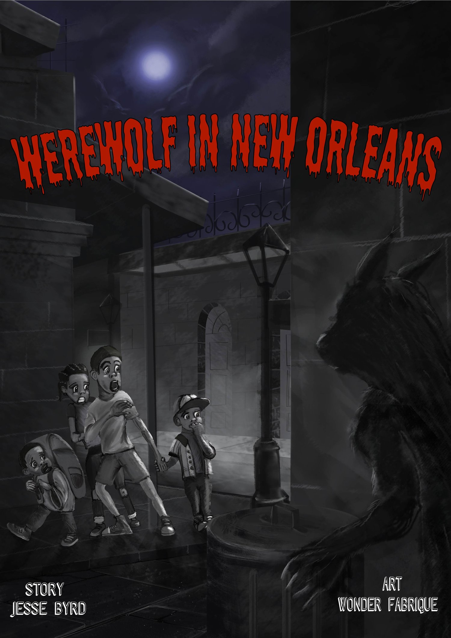 The Real Story Of New Orleans And Its >> Episode 1 Werewolf In New Orleans Monsters Are Real Series