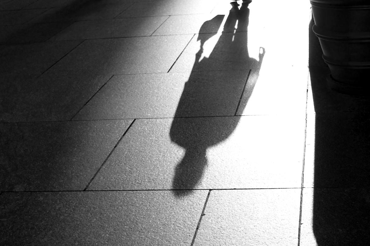 Just Another Shadow On The Street