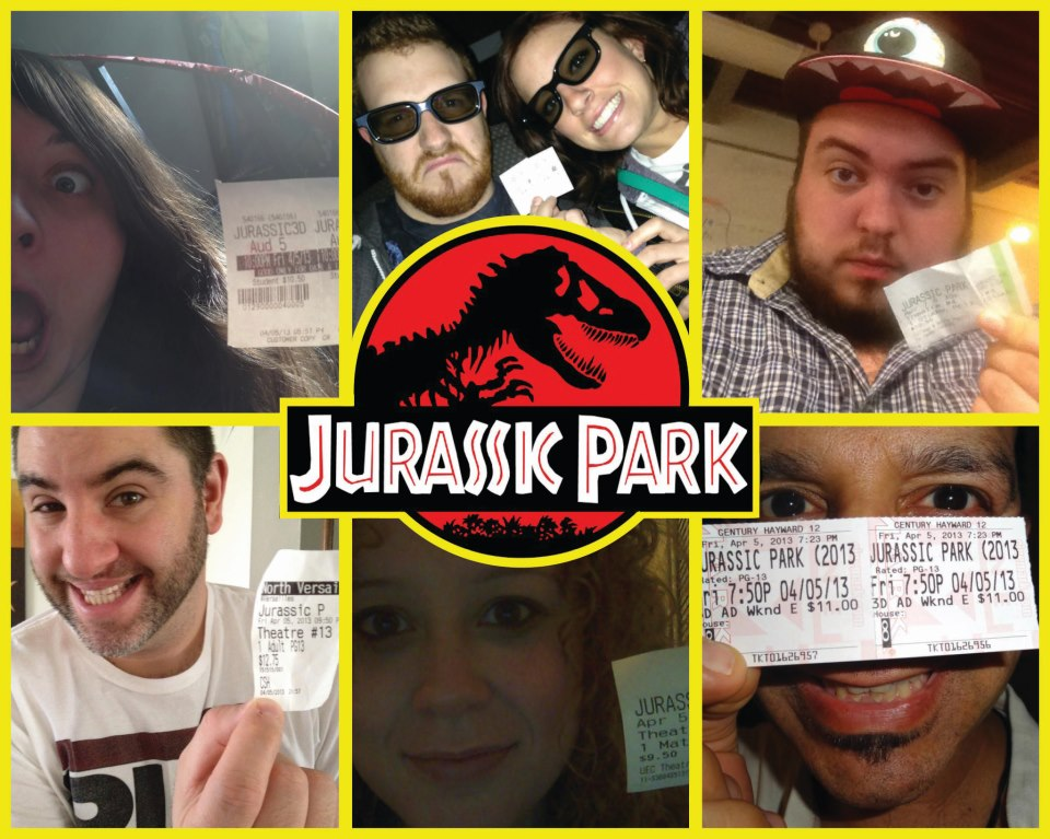 Jurassic Park Sale