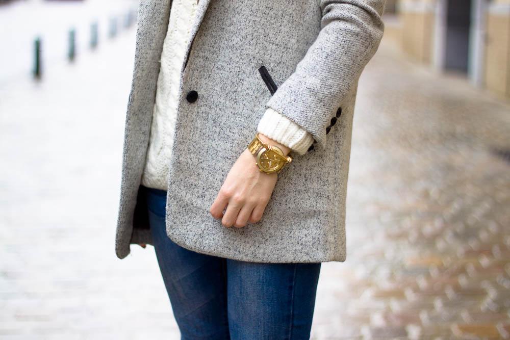 pull & bear coat
