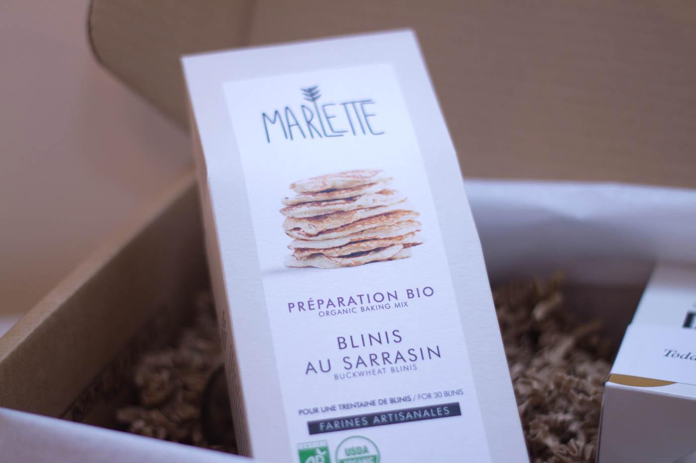 Foodsterbox decembre marlette