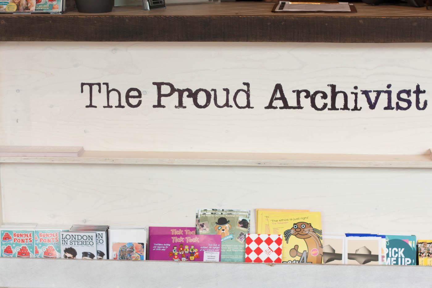 the proud archivist
