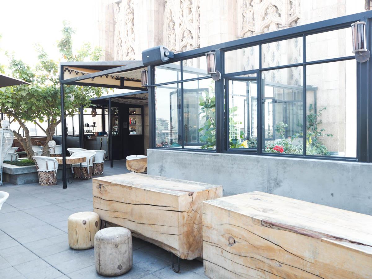 Ace hotel downtown LA