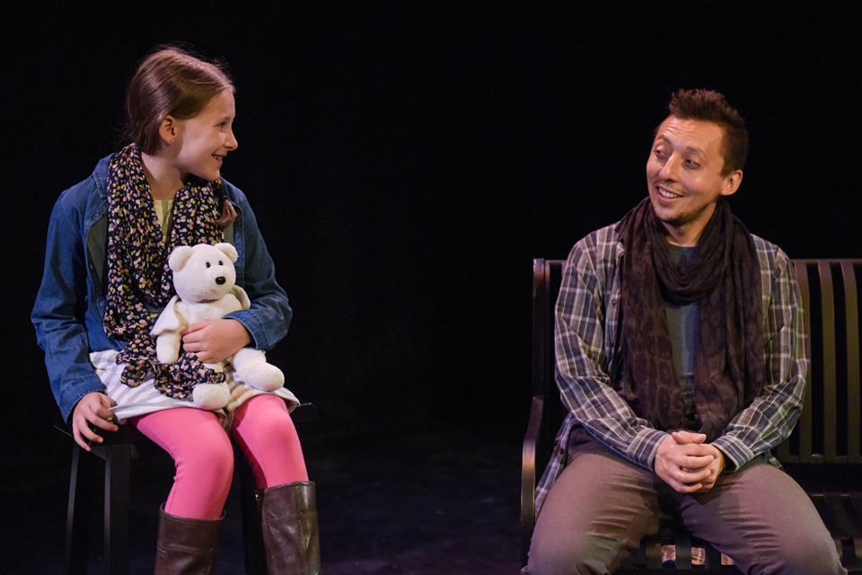 Jacey (Sophia Gennusa) and Michael (Mateo Moreno)