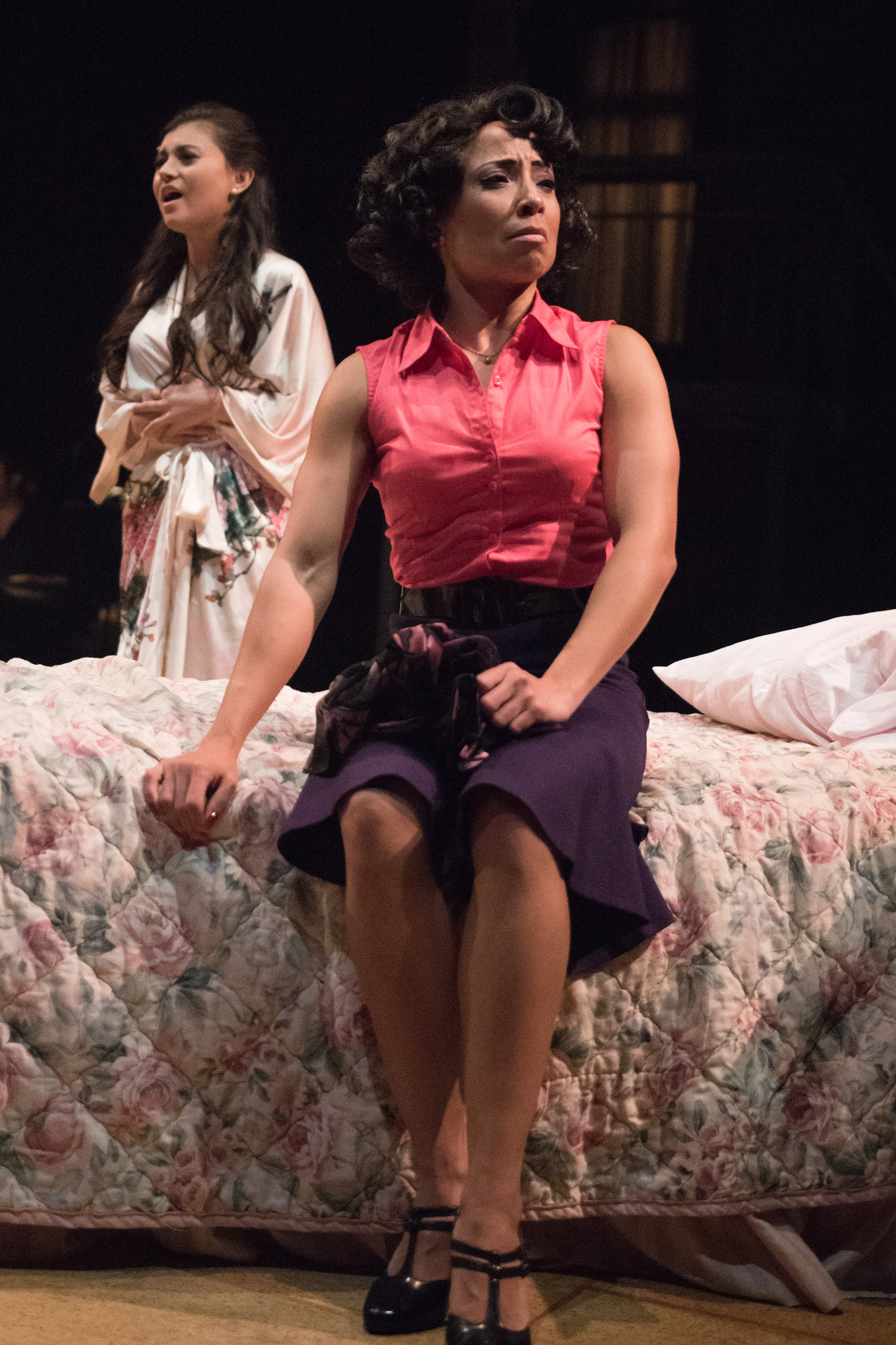 "Maria (Lauren Langbaum) and Anita (Michelle Alves) - ""A Boy Like That"""
