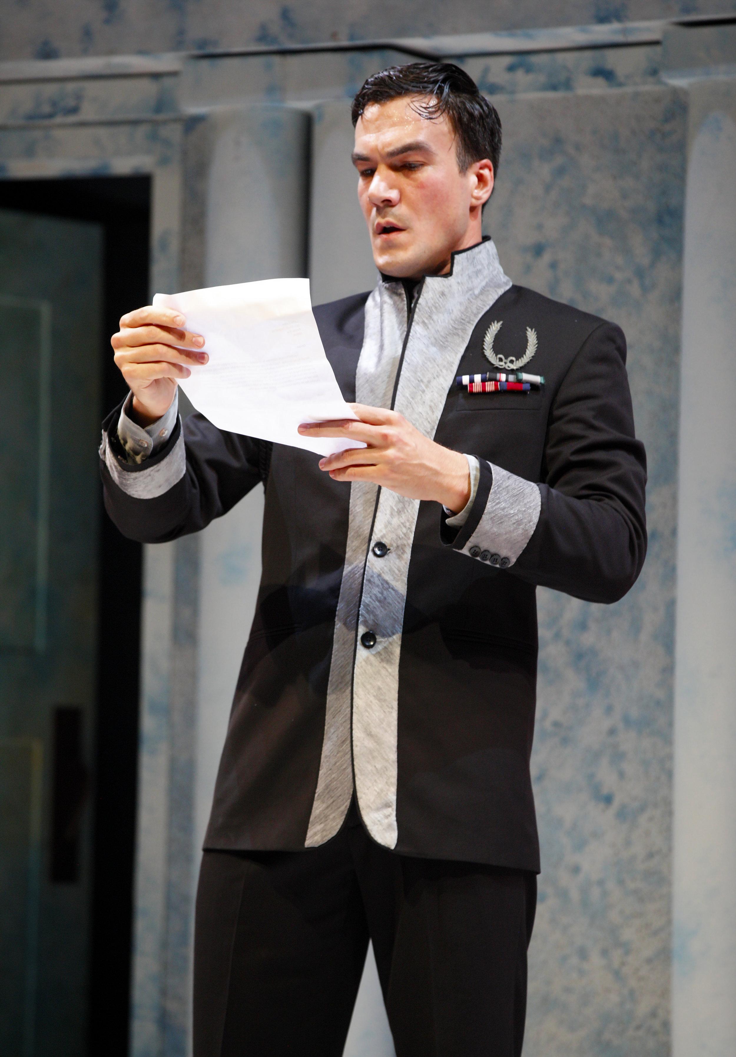 Marc Antony (Alan Brincks)