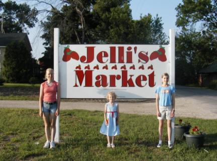 The start of Jelli's in 2001....