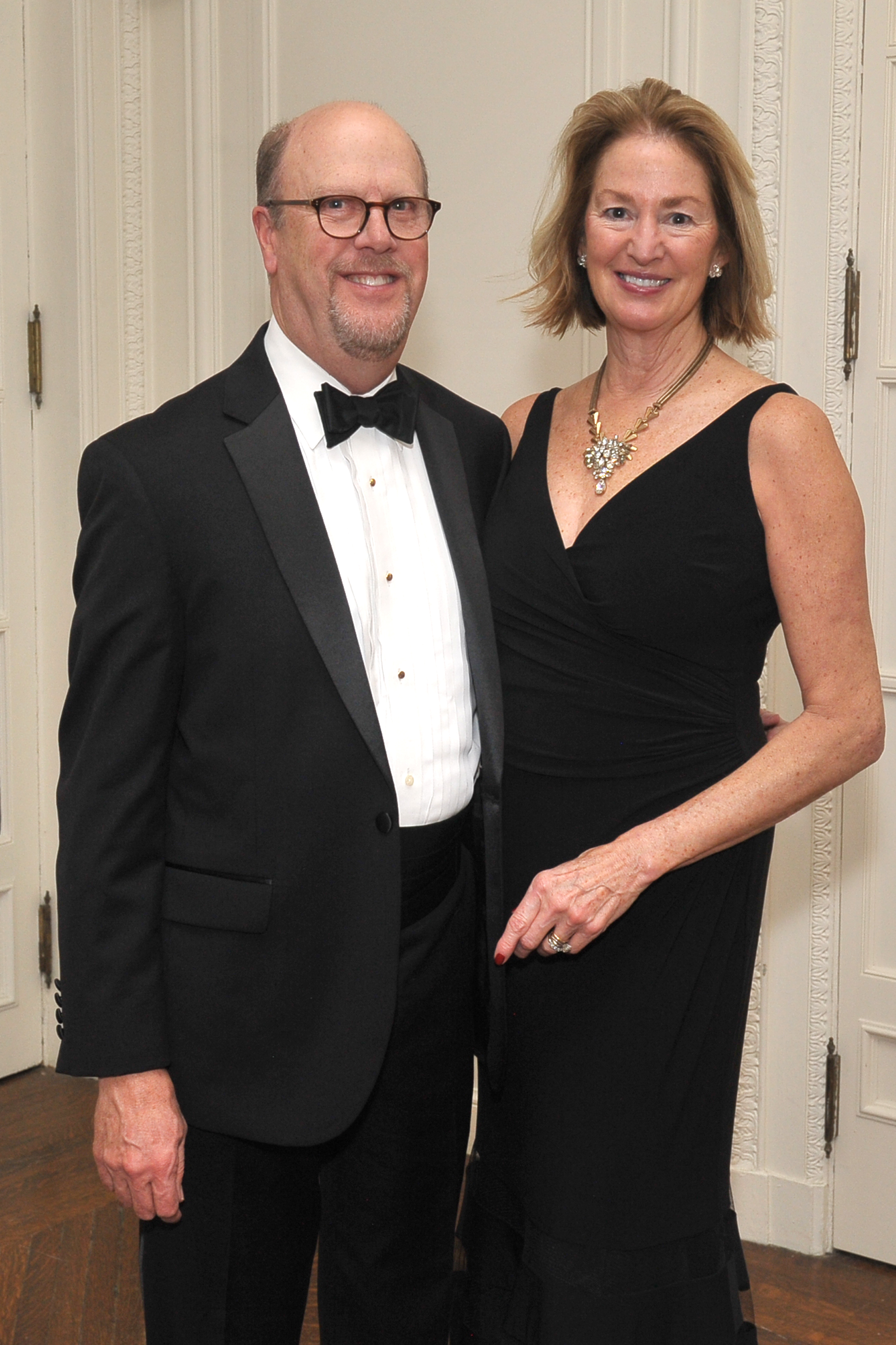 Stewart and Marcy Kerr
