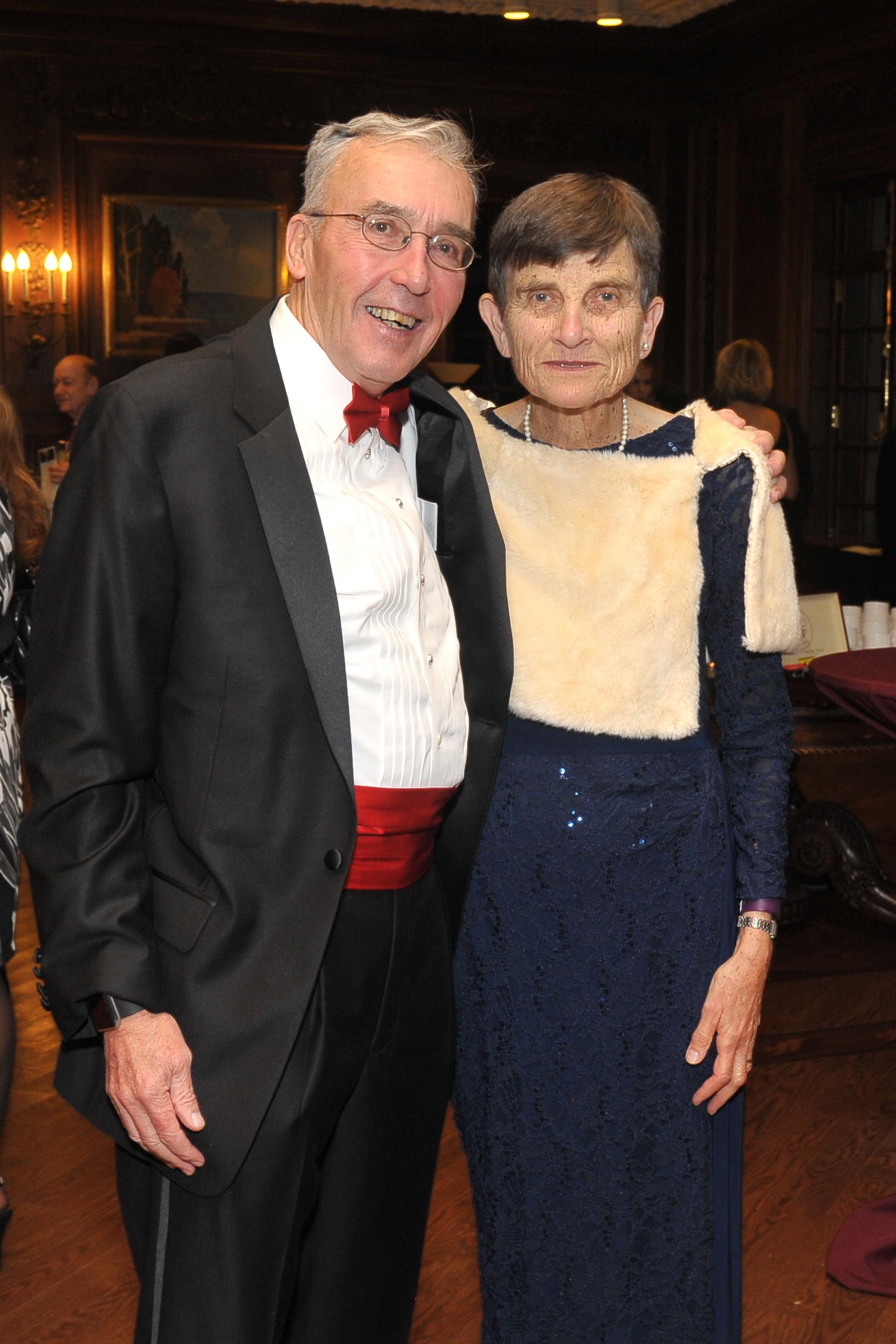 Dr. Peter and Eva Stonebraker