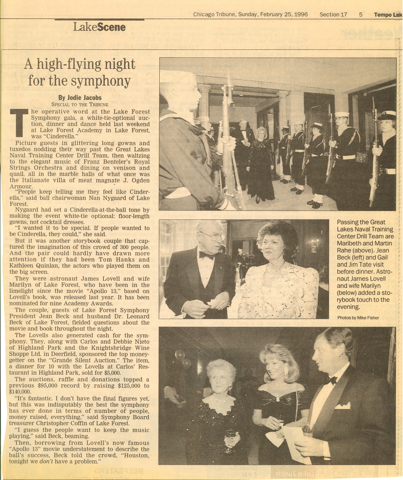 Feb 25 1996 Tribune article re gala0001.jpg