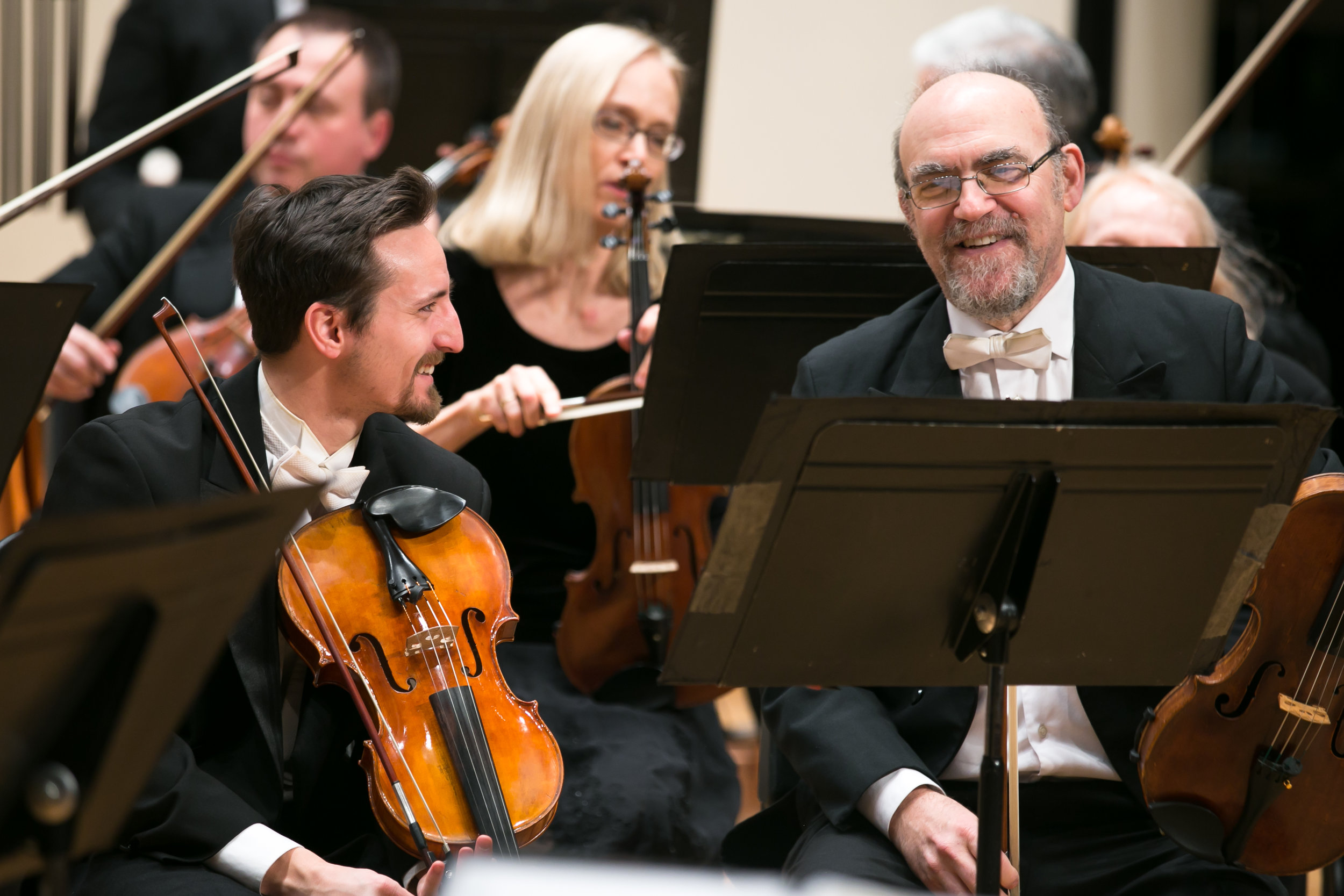 Symphony Annual Fund - Lake Forest Symphony's artistic, educational, and community programs are possible through the generous support of individuals, businesses, and organizations.