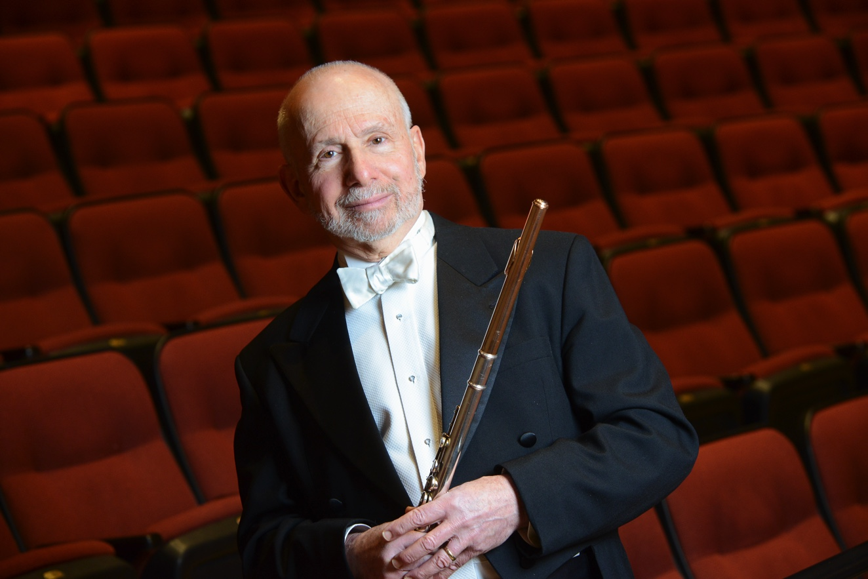 Lyon Leifer, flute