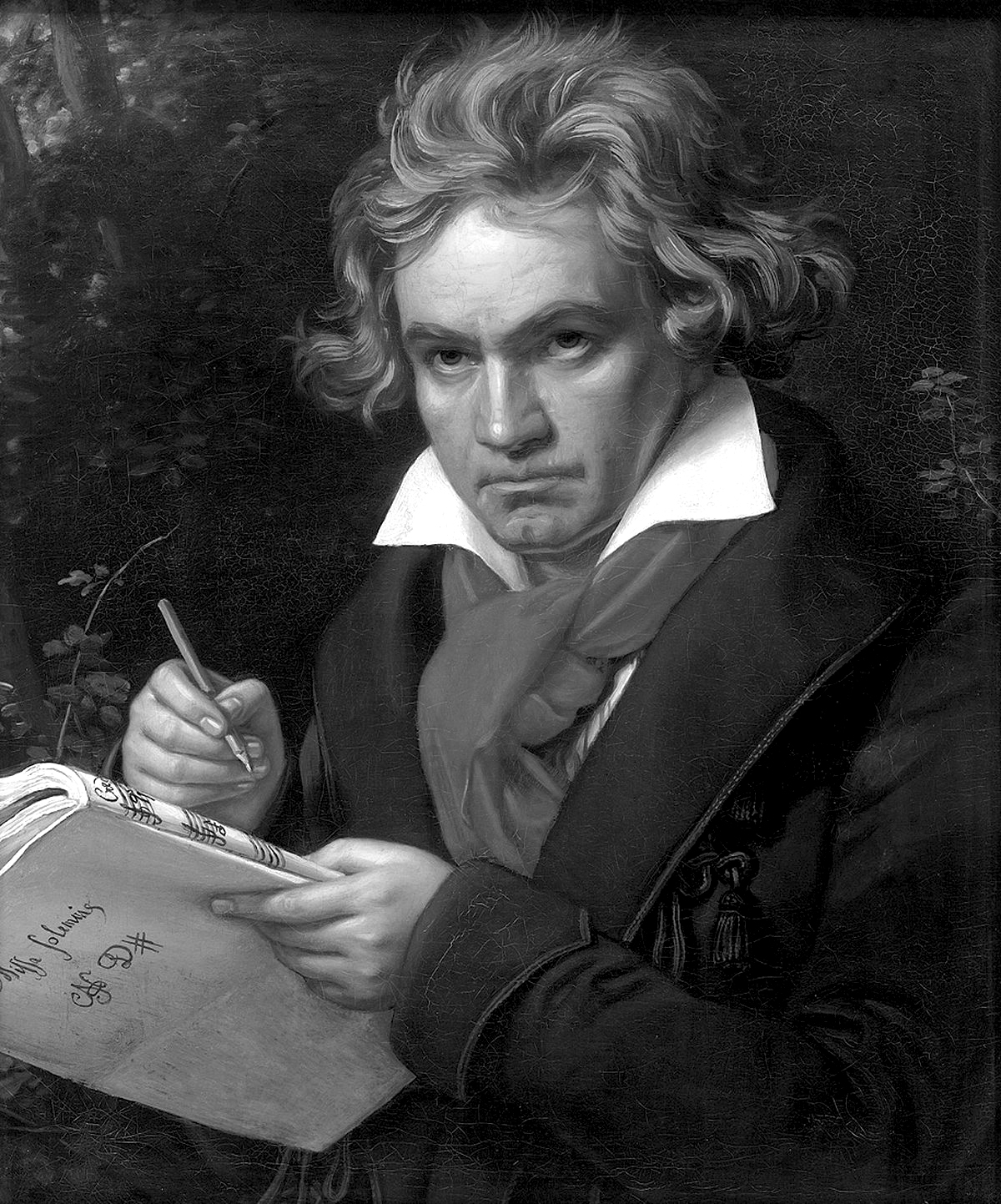 (Ludwig van Beethoven, composer)