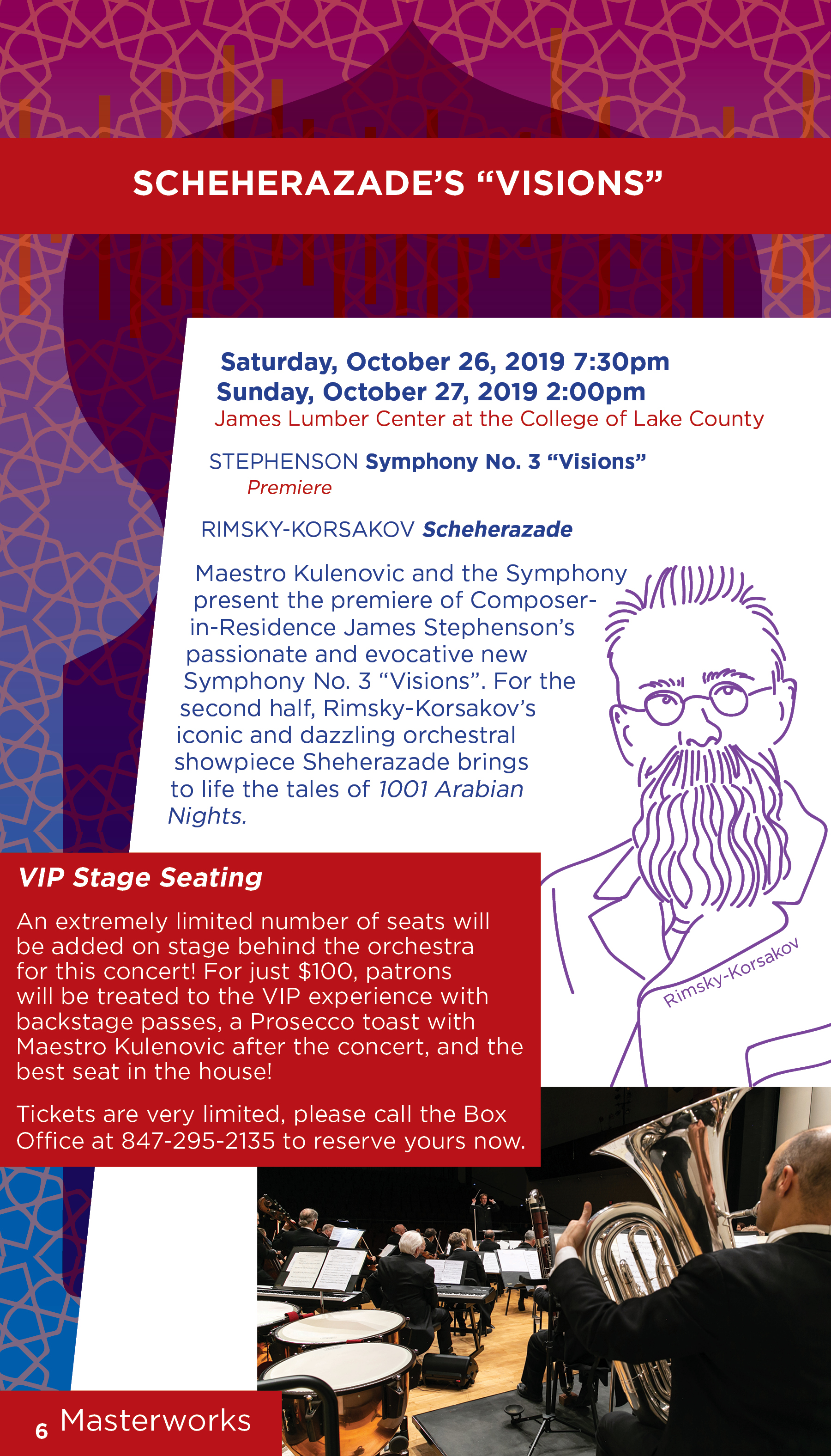 2019-2020 Season — Lake Forest Symphony