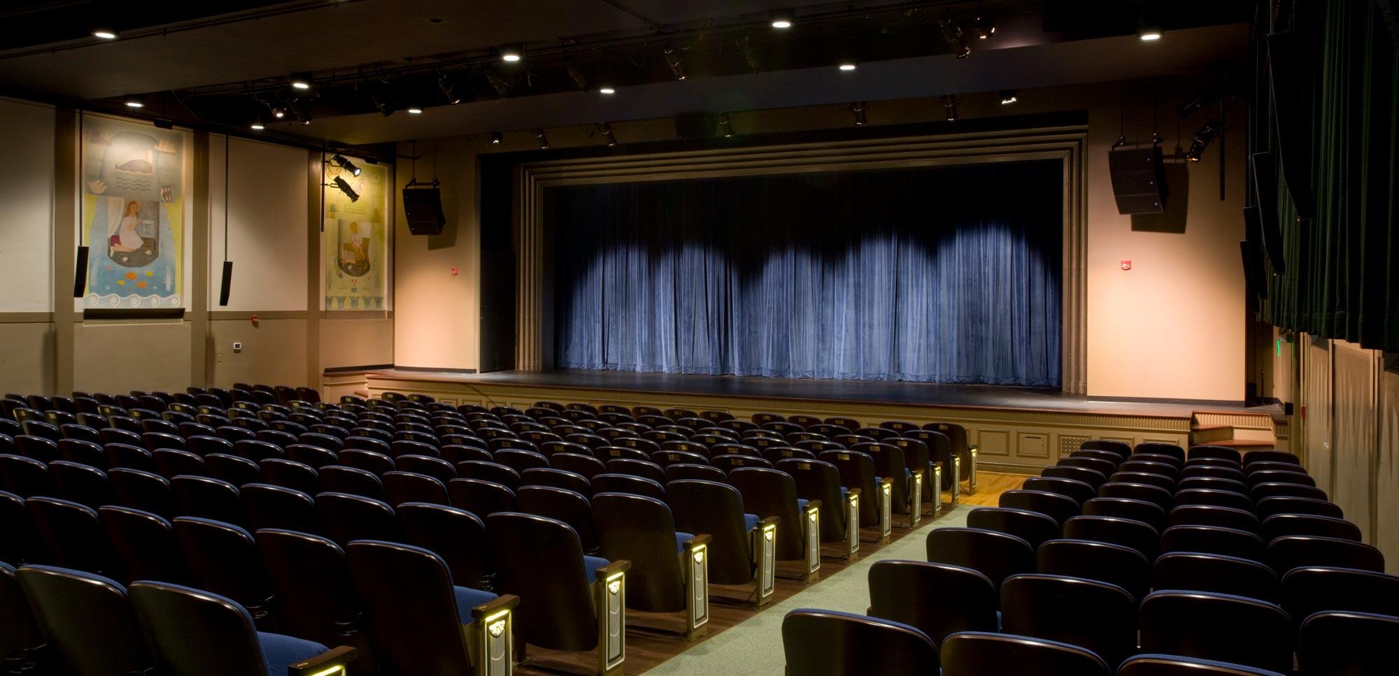 John & Nancy Hughes Theater