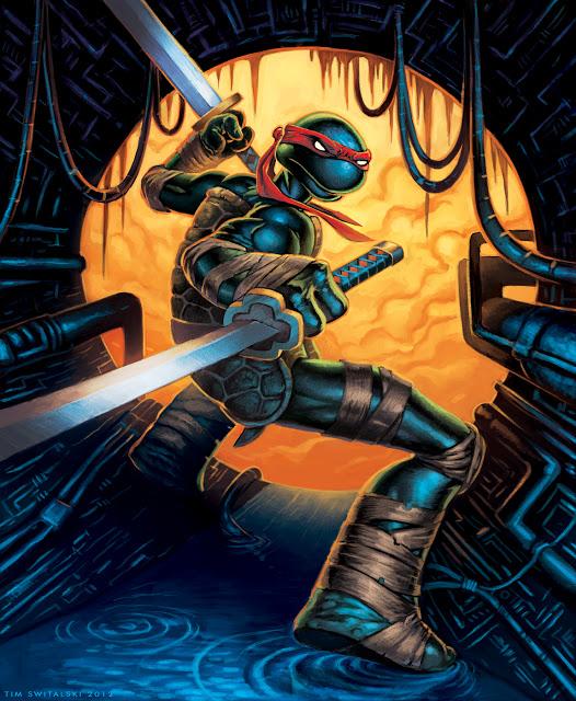 Round 24: Teenage Mutant Ninja Turtles