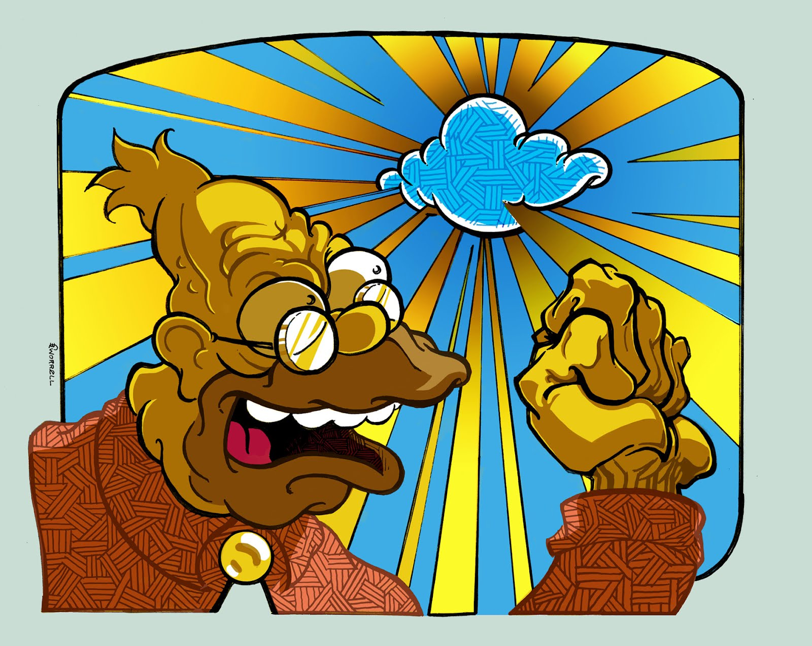 Round 12: The Simpsons