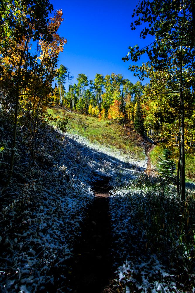 Snowmass Trail, 2013