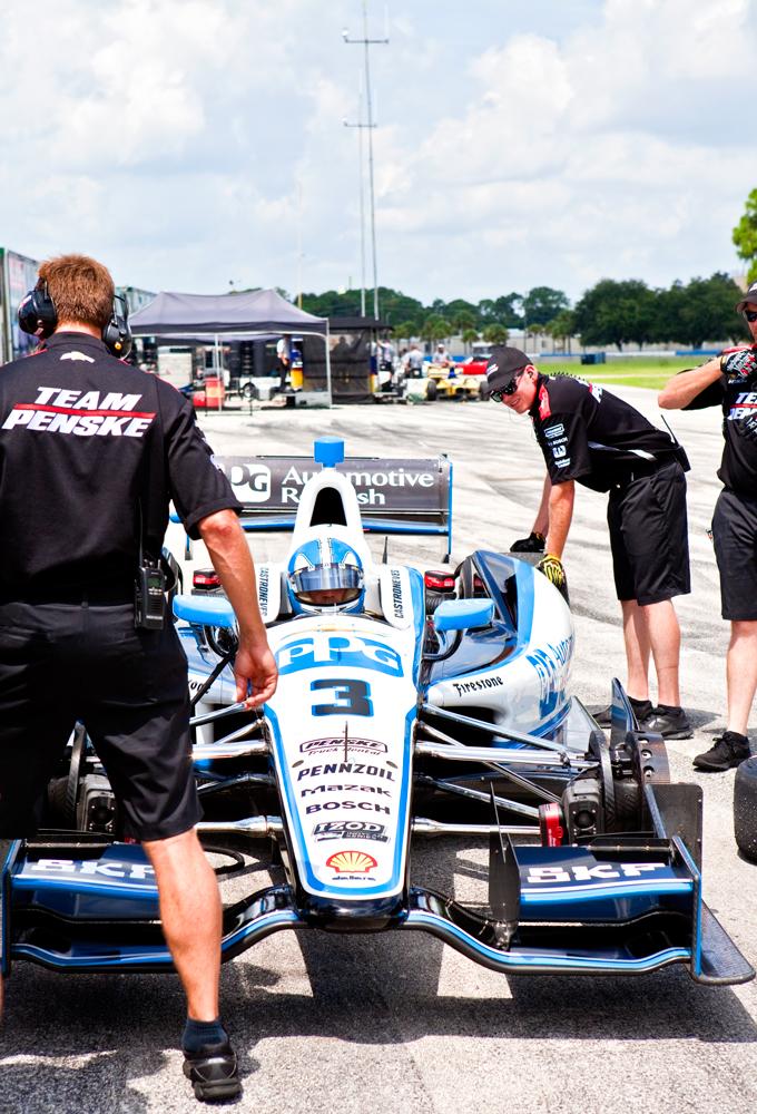 Team Penske, 2013