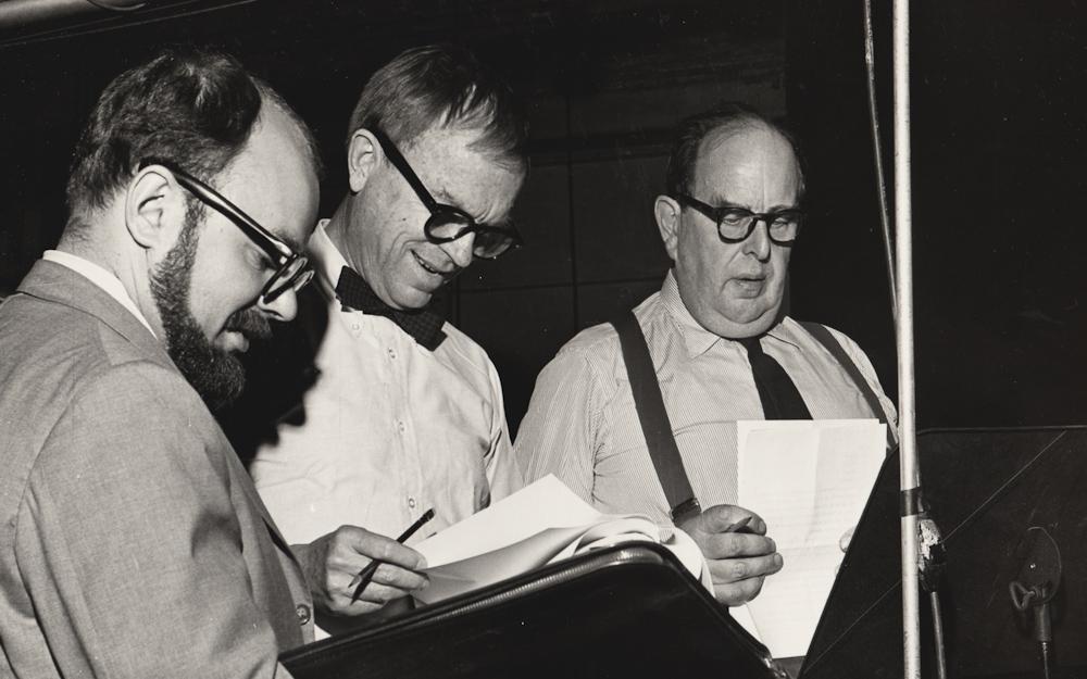 Norton and Chuck Jones