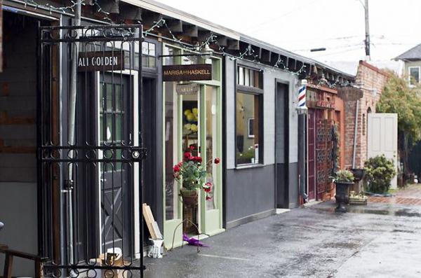 alley 49. photo via sf gate