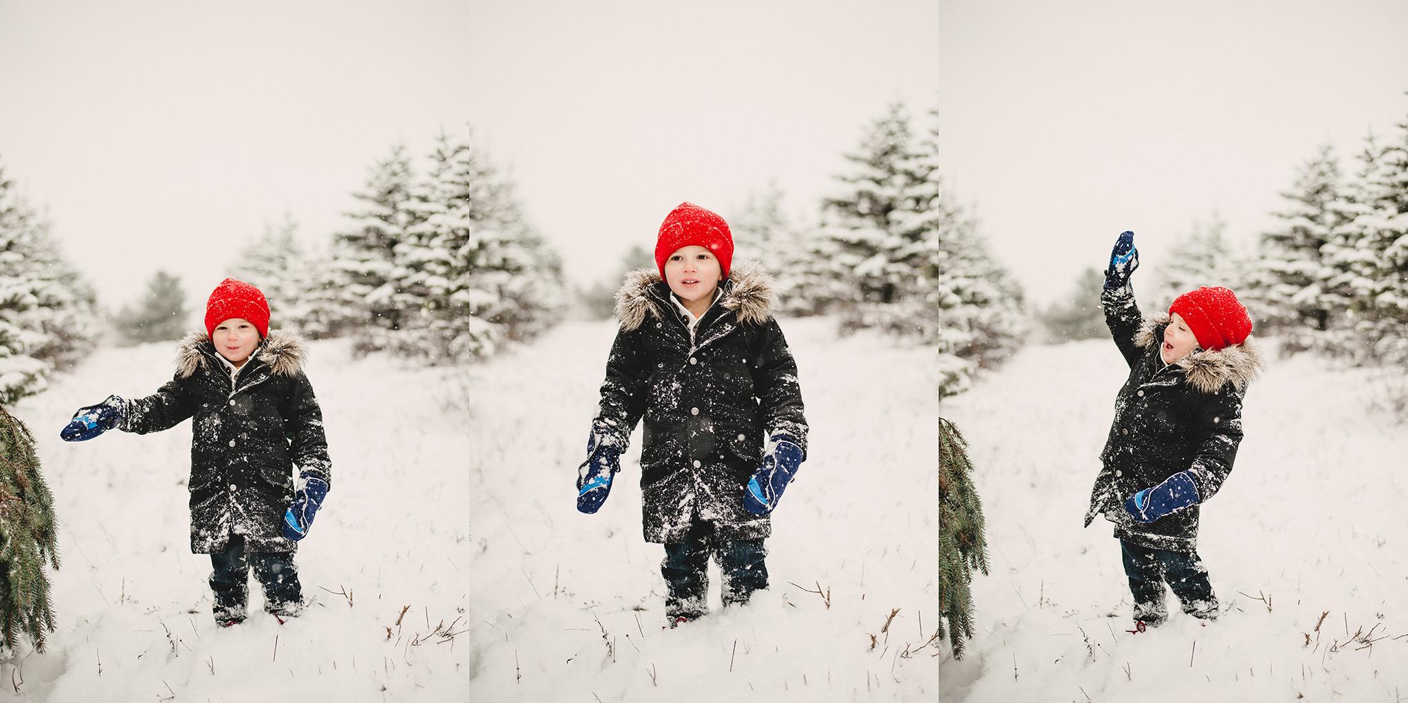Christmas Tree Farm Family Photo Session Metamora Michigan Winter (24).jpg