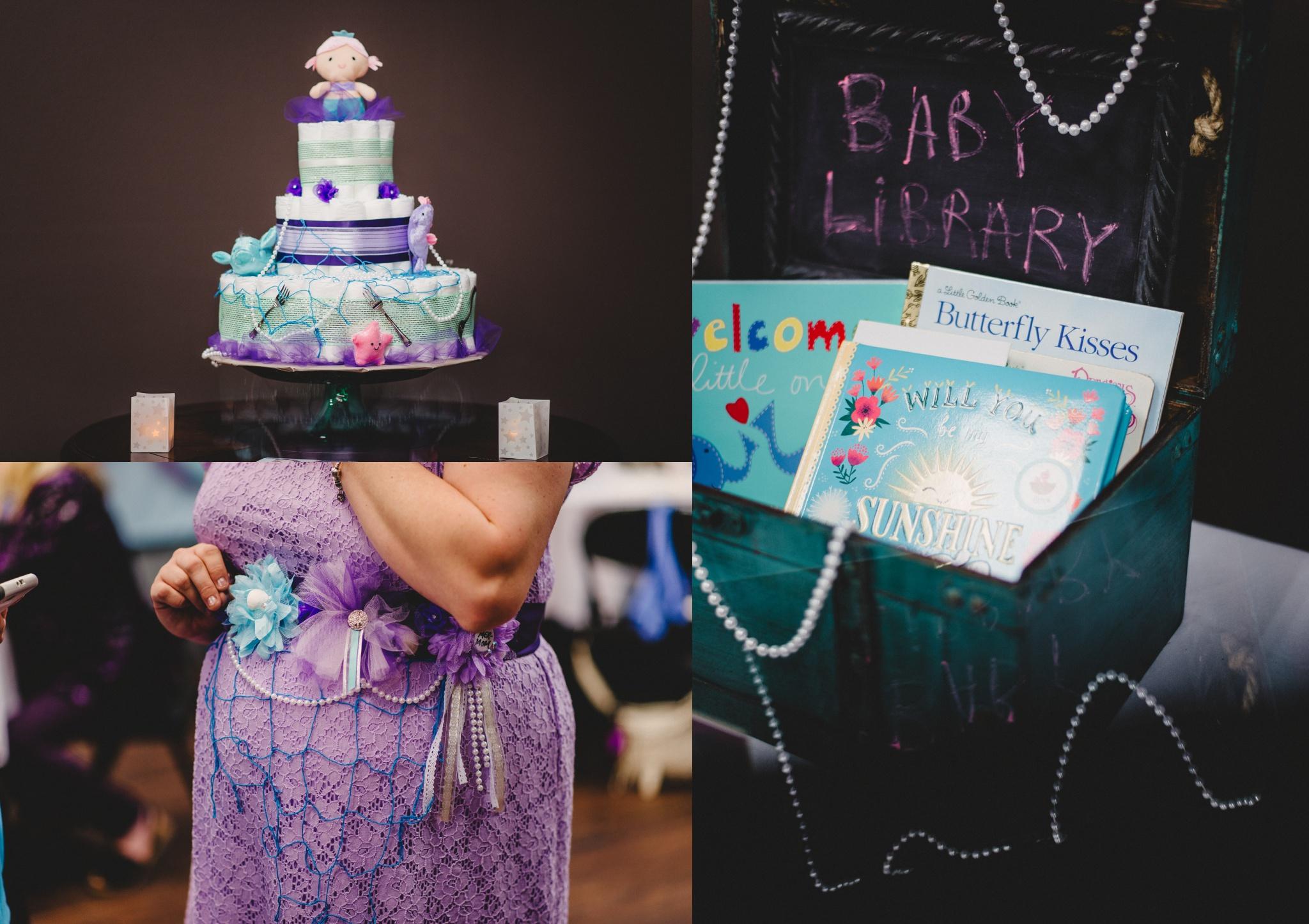 Shelby Twp Michigan Baby Shower Event Photographer Newborn Family  (12).jpg