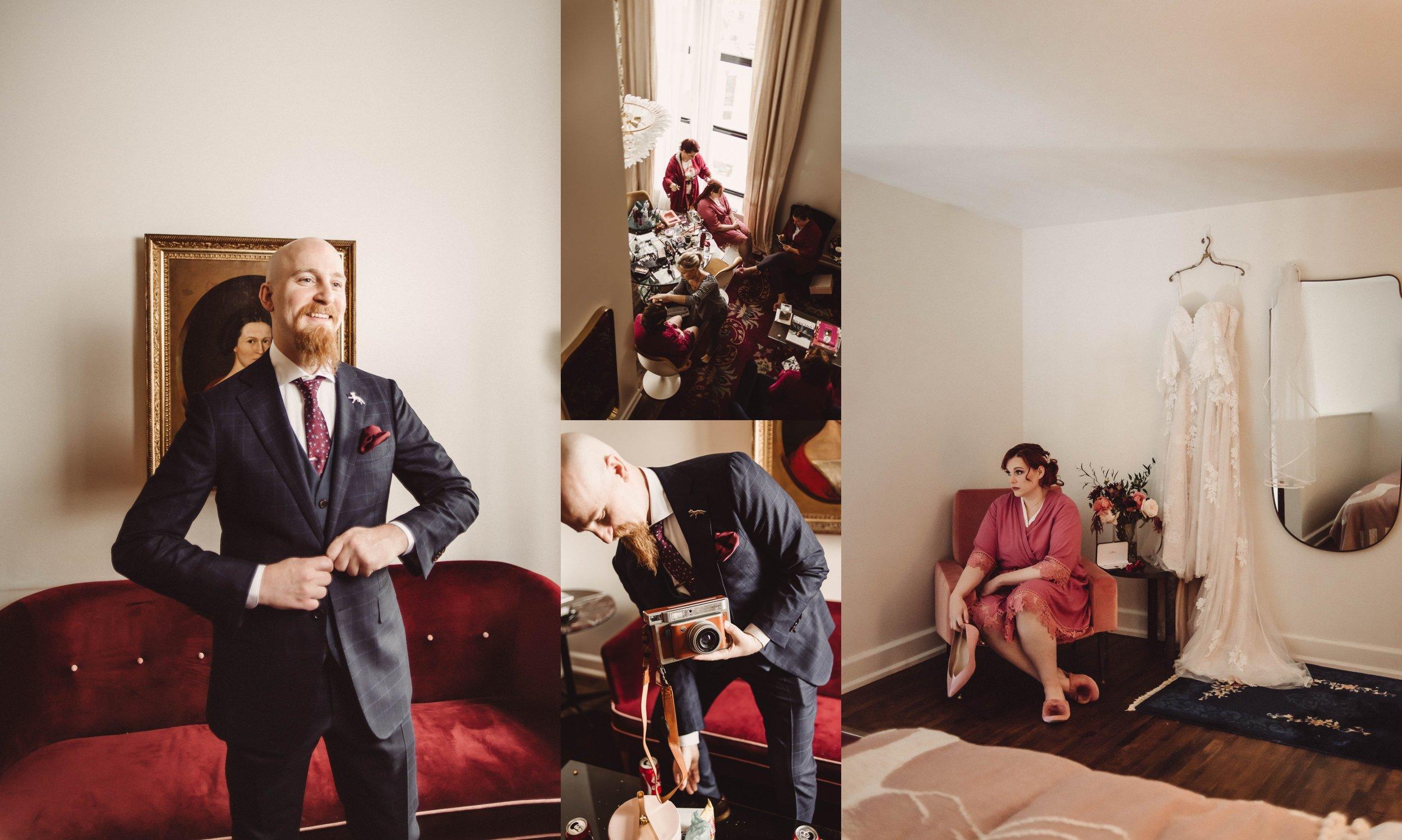 Michigan Wedding Photographer at Planterra and The Siren Hotel in Detroit (7).jpg