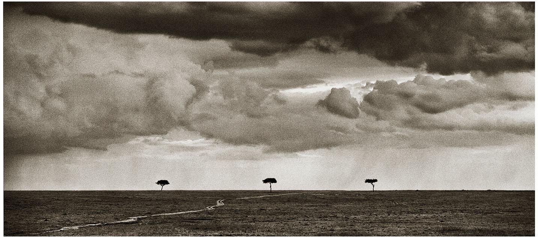 The three sentinels … Masai Mara National Reserve 2011