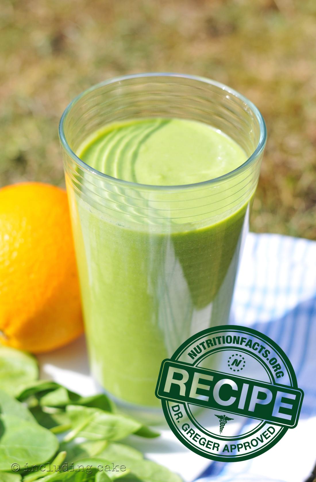 Beginner Green Smoothie