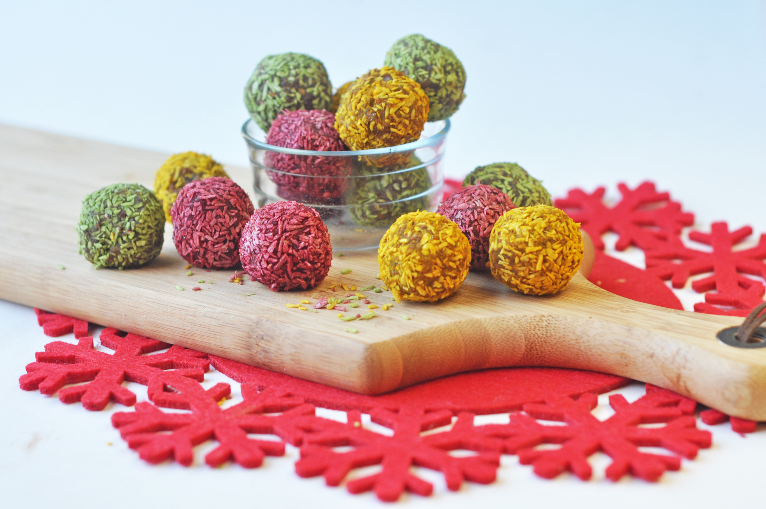 christmas bliss balls