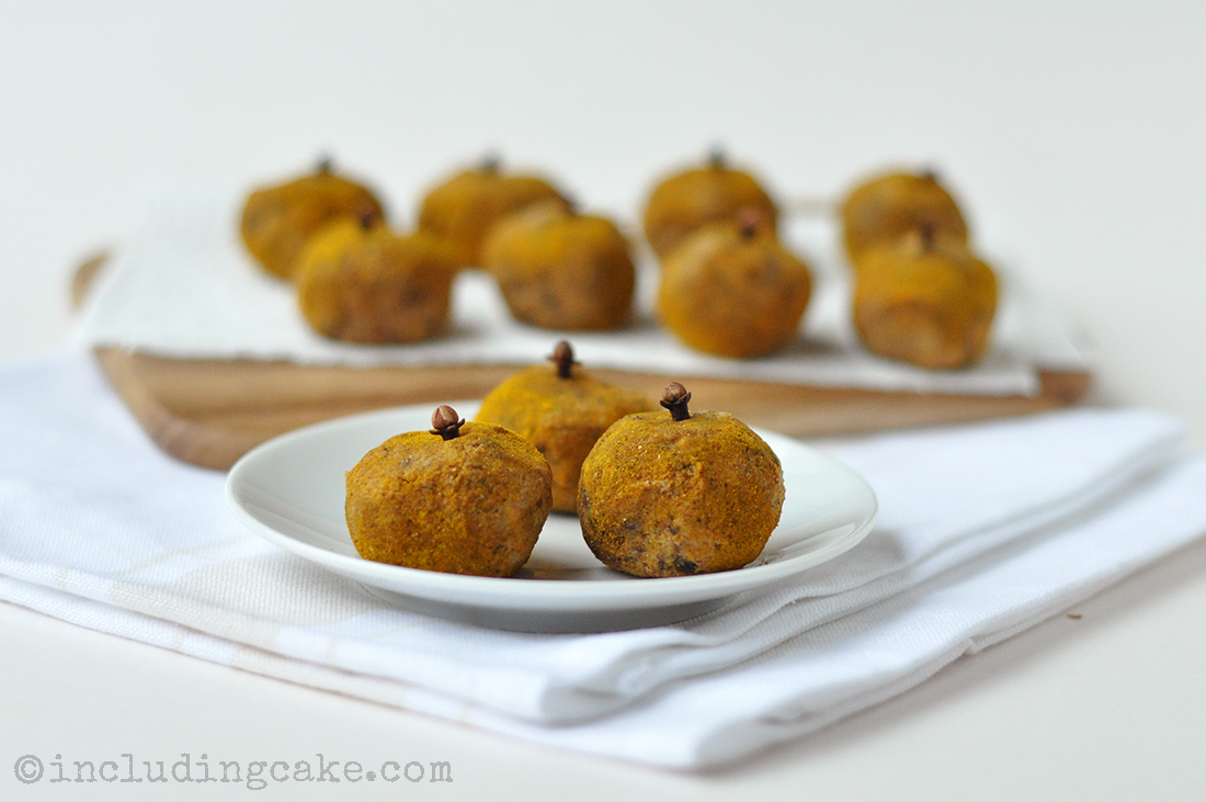 Recipe: Mini pumpkin bliss balls