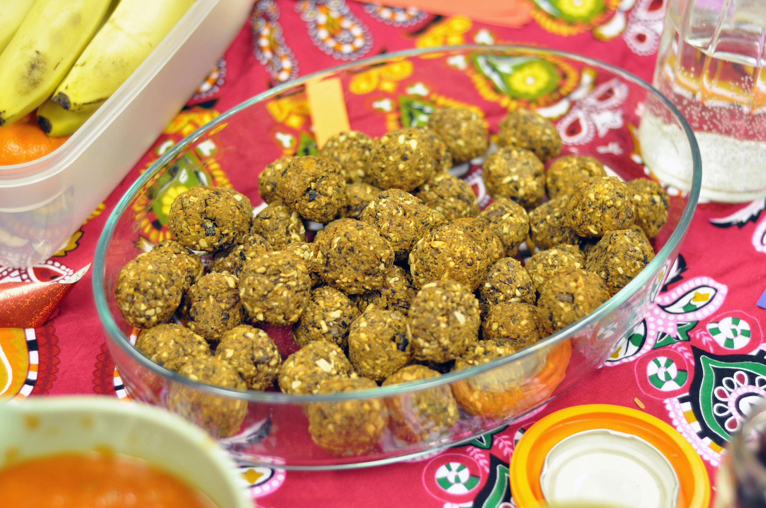 Recipe: vegan Meat Balls