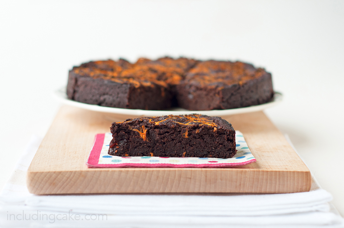 Recipe: Carrot Cake Brownies