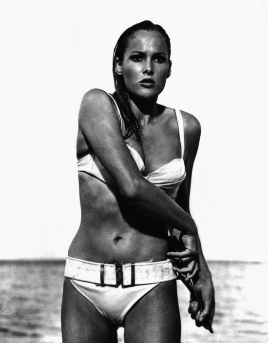Ursula Andress as Honey Ryder.jpg