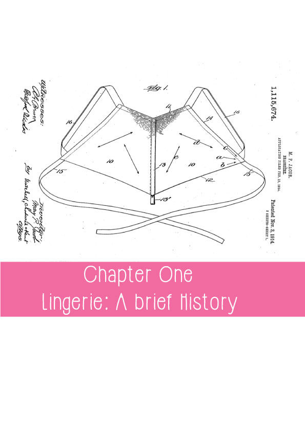 lingerie a brief history from how to become a lingerie designer