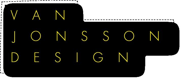 van jonsson design logo lingerie