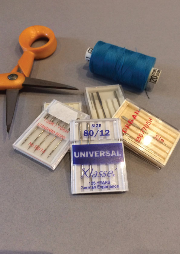choosing right needle for lingerie sewing