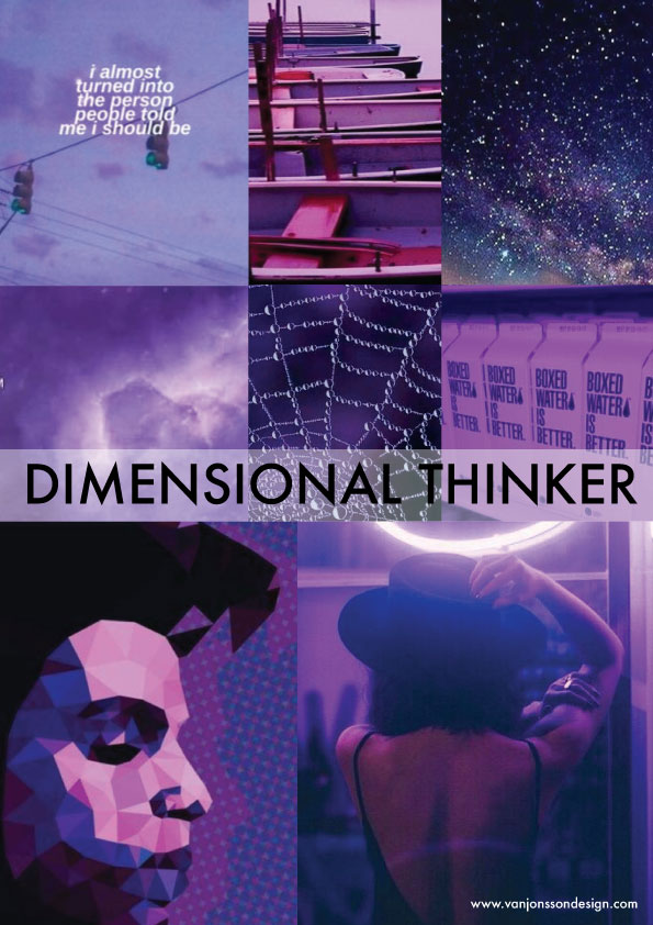 DIMENSIONAL THINKER AW18/19 TREND