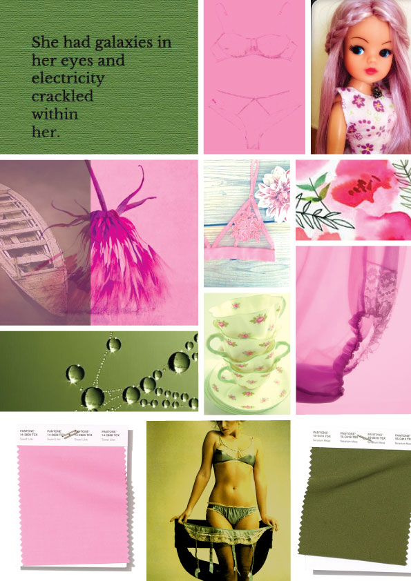 colour trends Spring Sumer 2019