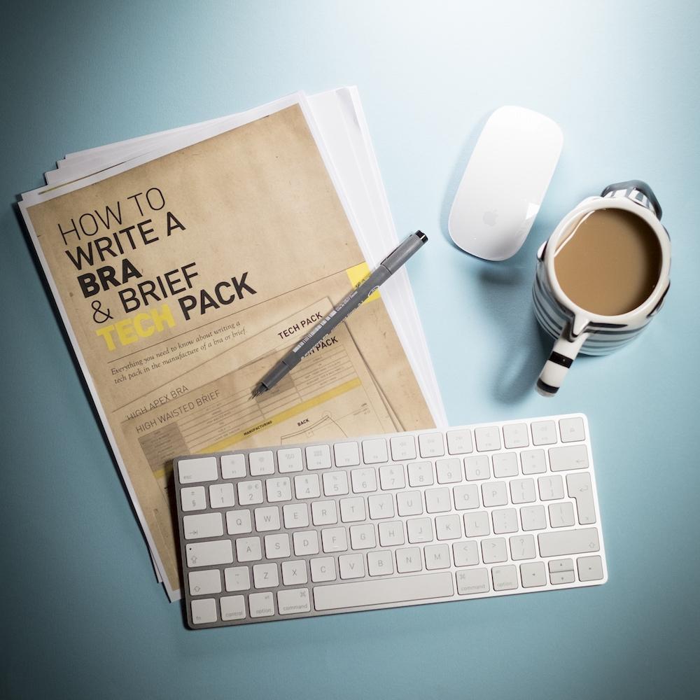 how to write a tech book