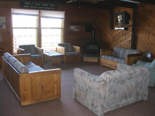 Bakk House interior