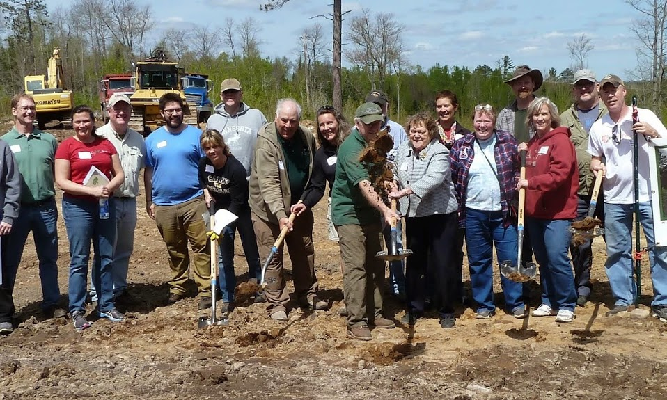 Click the image to view more photos from the groundbreaking!