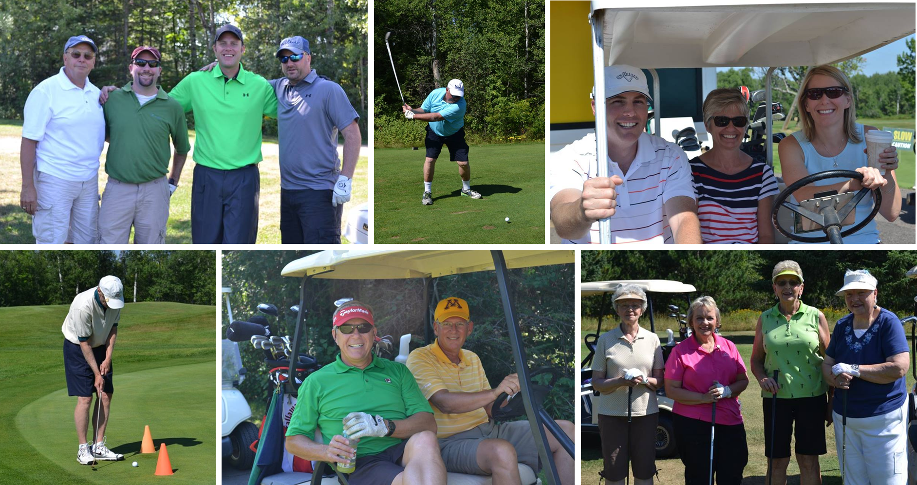 Click the collage to view more photos from this wonderful event!