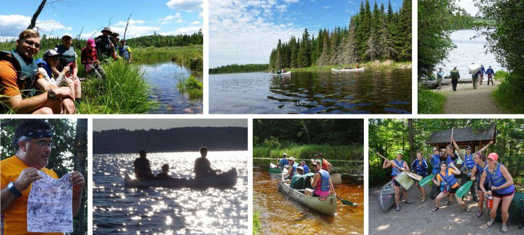 Click the collage above to see more Canoe Country pictures from this summer!