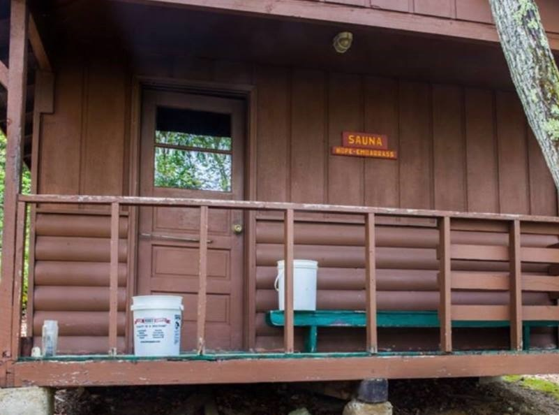 The sauna at camp vermilion is when faith and fun are unpacked.  How many ah-ha faith moments have happened when relaxing on the Lake Vermilion shore?  Lets work together to keep those ah-ha moments happening.