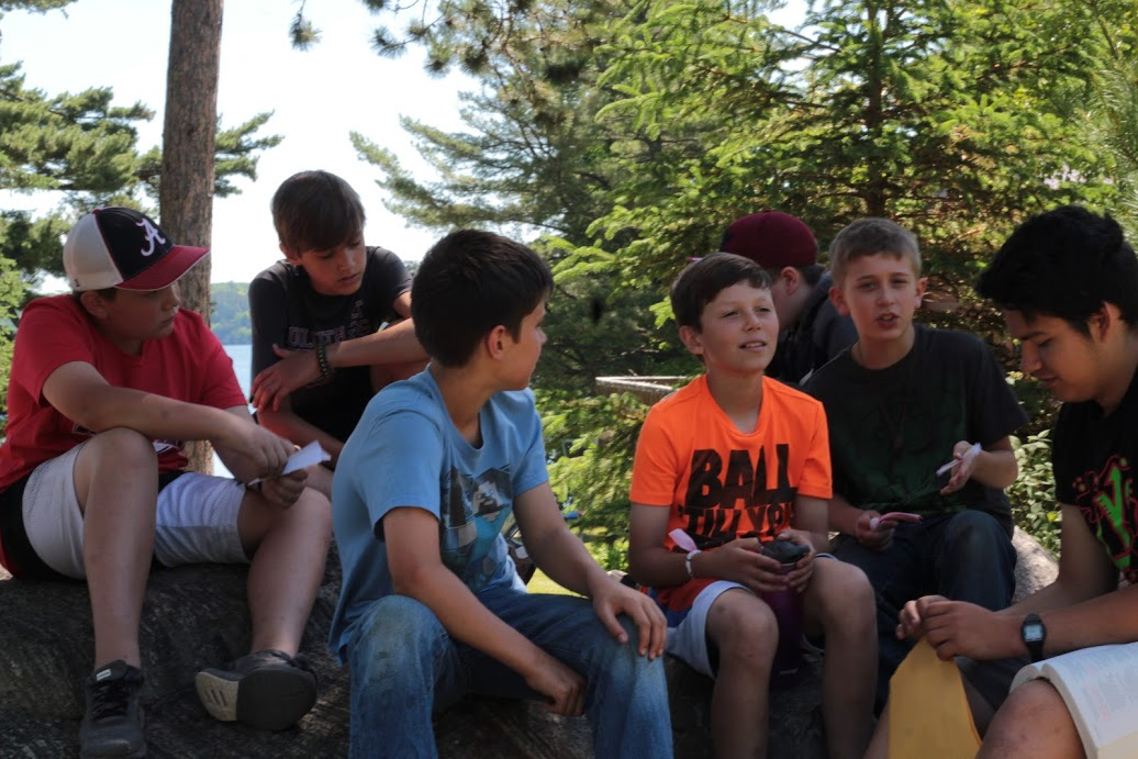 This new position is about sharing the camp story!