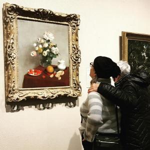 Still life with moms @ Toledo Museum of Art