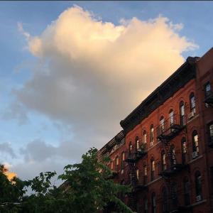 A Wednesday evening in September on the UES