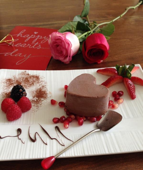 Domori Chocolate Heart